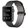 Apple Watch S2 Sport 42mm SpGrey Al/Bl.Woven Nylon - Интернет магазин AT-STORE в Екатеринбурге