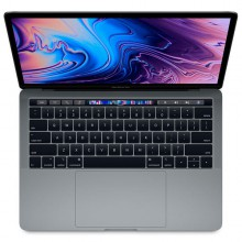 Ноутбук Apple MacBook Pro 13 with Retina display and Touch Bar Mid 2018 Intel Core i5/13.3/8GB/256Gb Space Gray MR9Q2RU/A - Интернет магазин AT-STORE в Екатеринбурге