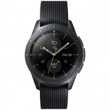 Часы Samsung Galaxy Watch (42 mm) мм black (SM-R810) - Интернет магазин AT-STORE в Екатеринбурге