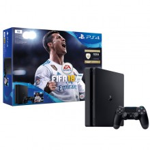 PlayStation 4 1Tb FIFA 18 + PS Plus 14 дней (CUH-2108B) - Интернет магазин AT-STORE в Екатеринбурге
