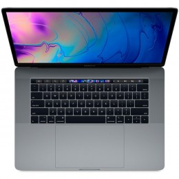 Ноутбук Apple MacBook Pro 15 TB i9 2,3/16/512SSD Space Gray - Интернет магазин AT-STORE в Екатеринбурге