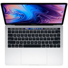 Ноутбук Apple MacBook Pro 13 TB i5 1,4/8Gb/128GB SSD Silver MUHQ2 - Интернет магазин AT-STORE в Екатеринбурге