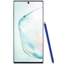 Смартфон Samsung Galaxy Note 10+ 12/256GB Aura Glow (аура) - Интернет магазин AT-STORE в Екатеринбурге