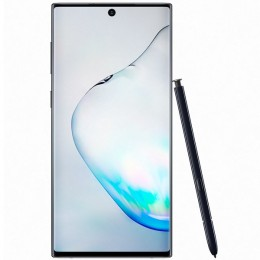 Смартфон Samsung Galaxy Note 10+ 12/256GB Black (SM-N975F) RU - Интернет магазин AT-STORE в Екатеринбурге