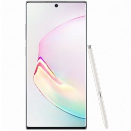 Смартфон Samsung Galaxy Note 10+ 12/256GB White (SM-N975F) RU - Интернет магазин AT-STORE в Екатеринбурге