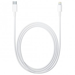 Кабель для iPod, iPhone, iPad Apple Lightning to USB-C Cable - 1м (MK0X2ZM/A) - Интернет магазин AT-STORE в Екатеринбурге