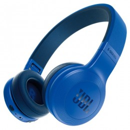 Наушники Bluetooth JBL E45BT Blue (JBLE45BTBLU) - Интернет магазин AT-STORE в Екатеринбурге