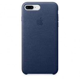 Чехол Apple для Apple iPhone 7 Plus/8 Plus Leather Midnight Blue - Интернет магазин AT-STORE в Екатеринбурге