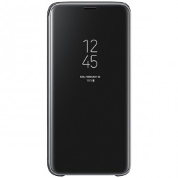 Чехол-книжка Samsung Clear View S. Cover для Samsung Galaxy S9 Black - Интернет магазин AT-STORE в Екатеринбурге