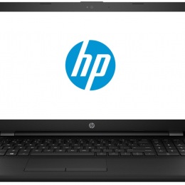 "HP 15-da1059ur, 15.6"", Intel Core i5 8265U 1.6ГГц, 8Гб, 128Гб SSD, Intel HD Graphics 620, Windows 10, 6RR05EA, черный - Интернет магазин AT-STORE в Екатеринбурге"
