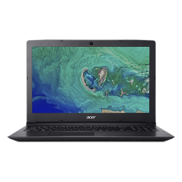 "Ноутбук Acer ASPIRE 3 (A315-53G-53QE) (Intel Core i5 8250U 1600 MHz/15.6""/1920x1080/4GB/2016GB HDD+SSD Cache/DVD нет/NVIDIA GeForce MX130/Wi-Fi/Bluetooth/Windows 10 Home) - Интернет магазин AT-STORE в Екатеринбурге"