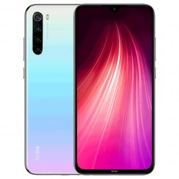 Смартфон Xiaomi Redmi Note 8 4/128gb белый EU - Интернет магазин AT-STORE в Екатеринбурге