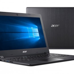 "Ноутбук ACER Aspire 3 A315-53G-50RF, 15.6"", Intel Core i5 8250U 1.6ГГц, 8Гб, 1000Гб, 128Гб SSD, nVidia GeForce Mx130 - 2048 Мб, Windows 10 Home, NX.H1AER.008, черный - Интернет магазин AT-STORE в Екатеринбурге"